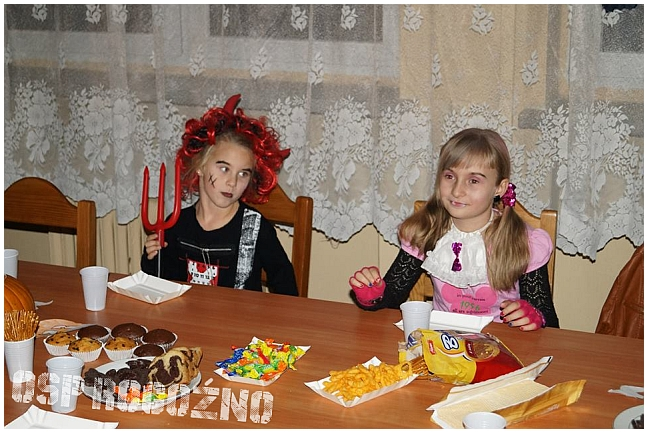 You are browsing images from the article: Dyskoteka HALLOWEEN dla MDP